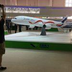 На Airshow China показали макет нового российско-китайского лайнера