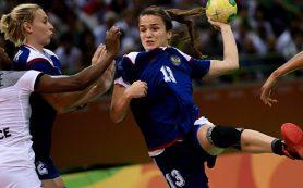 Российские гандболистки стартуют на чемпионате Европы