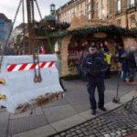 Италия: Милан устанавливает защитные барьеры на ярмарках