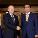 Путин и Абэ решили сделать Курилы островами дружбы