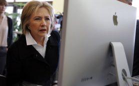 Клинтон призвала обратить внимание на эпидемию ложных новостей