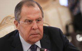 Лавров объяснил, почему США отозвали свои предложения по Алеппо