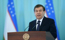 Шавкат Мирзиёев официально вступил в должность президента Узбекистана