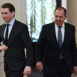 Лавров: Россия готова взаимодействовать с президентом Австрии