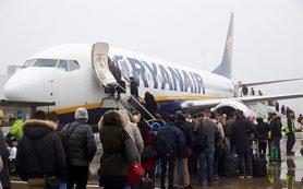Ryanair пригрозила ужесточить правила провоза ручной клади