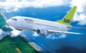 Латвия: airBaltic открывает новый маршрут в Россию