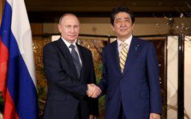 Абэ решил «поставить точку» в вопросе южных Курил