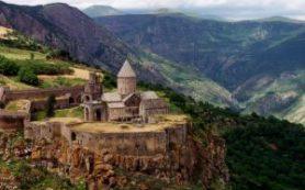 Армения: По внутреннему паспорту — только через аэропорт