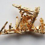 Почему золото жёлтое?
