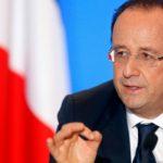 Олланд назвал главной задачей не допустить победы Ле Пен на выборах