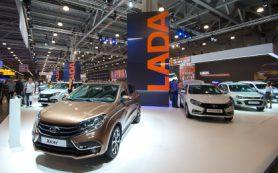 В России выросли продажи Lada