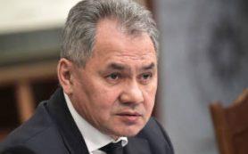 Шойгу назвал удар по авиабазе Шайрат угрозой российским военным