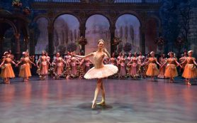В главном театре страны прошла премьера фильма Валерия Тодоровского «Большой»
