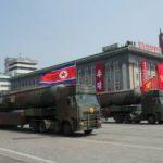 КНДР показала ядерный удар по США