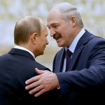 Путин и Лукашенко забыли разногласия на фоне теракта
