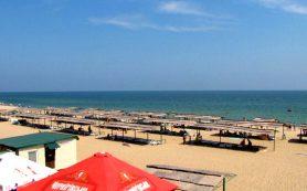 Морские курорты Украины