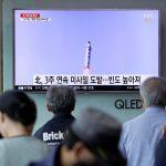 Запущенная КНДР ракета поднялась всего на 100 км