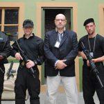 Россияне создают Панамериканскую федерацию военного самбо