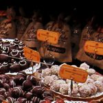 Открытие магазина шоколадных изделий