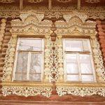 Украшение дома в старину