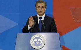 Президент Южной Кореи пообещал пересмотреть вопрос размещения THAAD