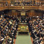 Британский парламент распустили перед выборами