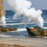 Южная Корея начала учения в районе оспариваемого Японией архипелага
