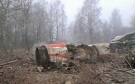 МАК не выявил взрывчатых веществ на Ту-154 президента Польши