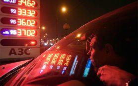 Оптовые цены на бензин снизились, но бизнесу не удастся сократить издержки