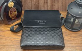 Мужская сумка Polo Videng — неплохой подарок мужу (Отзыв покупателя)