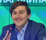 """Группа """"ФосАгро"""" станет стратегическим партнером шахматиста Сергея Карякина"""
