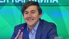 Группа «ФосАгро» станет стратегическим партнером шахматиста Сергея Карякина