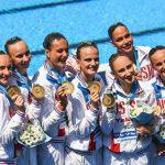 Россия завоевала 25 наград на чемпионате мира по водным видам спорта