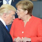 Трамп и Меркель обсудили повестку саммита G20 в Гамбурге
