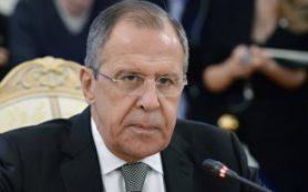 Лавров прокомментировал восстановление авиасообщения с Египтом