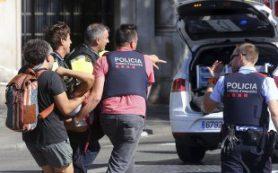 Жители Барселоны после теракта продемонстрировали благородство и единение