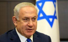 Путин и Нетаньяху обсудили проблемы Ближнего Востока