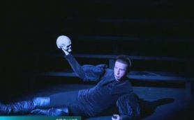 Александринский театр показал японским зрителям постановку «Гамлет»