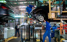 Российский автопром на 20 процентов увеличил выпуск легковых машин