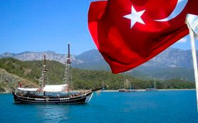 Посольство РФ проверит информацию об аресте россиянина в Турции