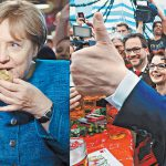 Зрители остались недовольны поединком кандидатов в канцлеры ФРГ