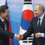 Путин обсудил с президентом Кореи ситуацию вокруг КНДР