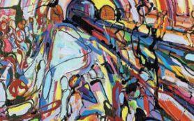 Британский художник Саша Джафри отправляется в масштабное турне по миру