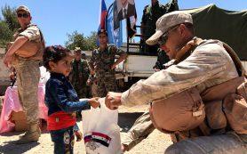 Шойгу призвал ООН увеличить гуманитарную помощь Сирии