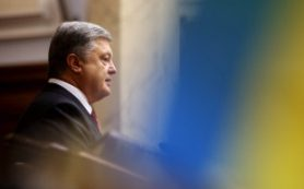 Порошенко предложил Западу «освободить» Крым по сирийской схеме