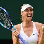 Мария Шарапова вышла в четвертьфинал теннисного турнира в Тяньцзине