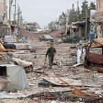 """Минобороны о базе США в Сирии: Это """"черная дыра"""""""