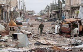 Минобороны о базе США в Сирии: Это «черная дыра»