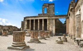 Власти Италии предлагают брать в краткосрочную аренду театры и другие сооружения Помпей