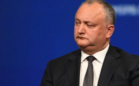 Президент Молдавии пригрозил правительству жестким ответом